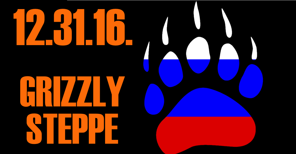 grizzly steppe